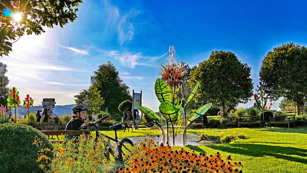Glasdorfgarten