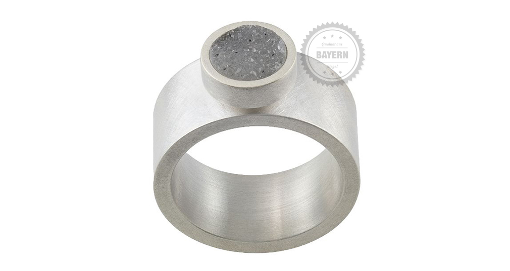 Silber, Kristallachat